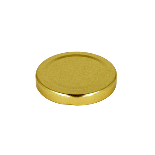 Jam Jar Lid Gold
