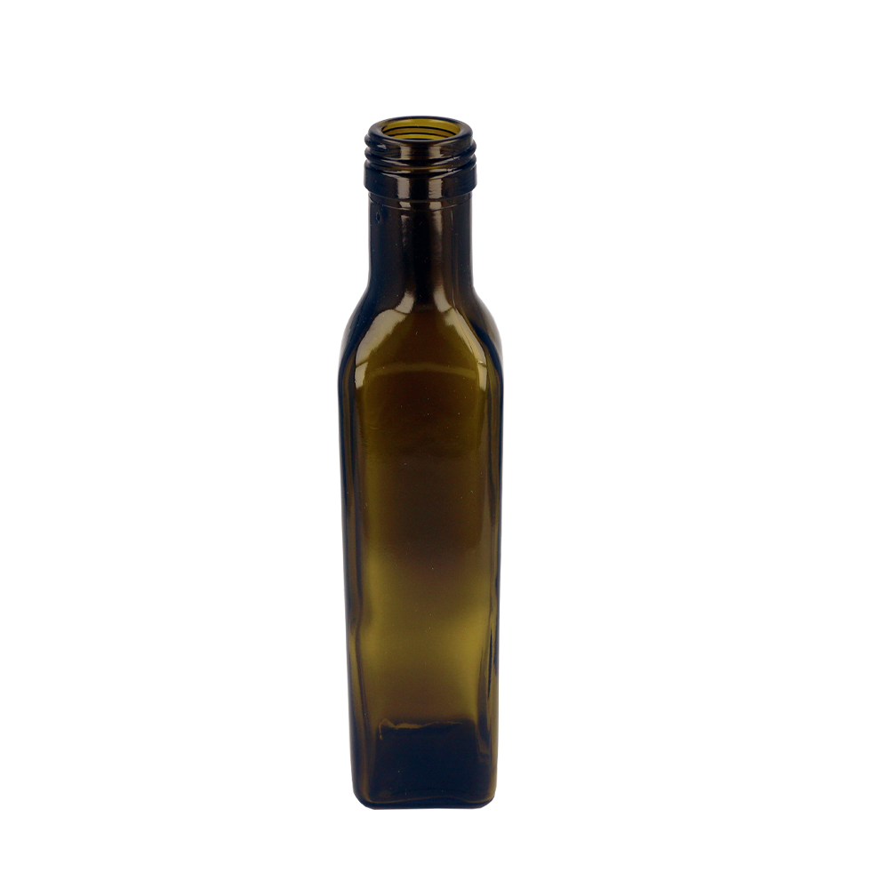250ml Green Marasca UVAG Bottle (31.5mm)  - Special Order Item MOQ 1 pallet of 2,100pcs