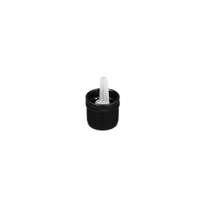 G18 2.0mm Black Dripper T/E Cap