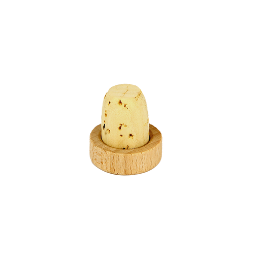 19mm Wooden Headed Cork (No.15)