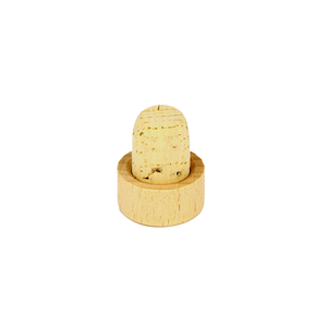 19mm Wooden Headed Cork (No.16)