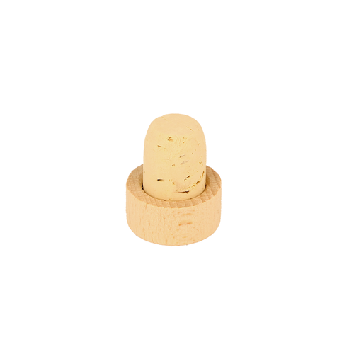 19mm Wooden Headed Cork (No.17)