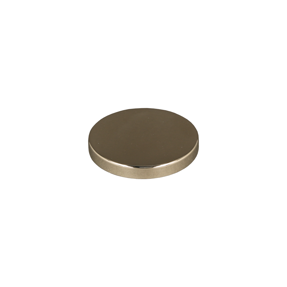 30cl Karen Silver Polished Lid with Rubber Seal