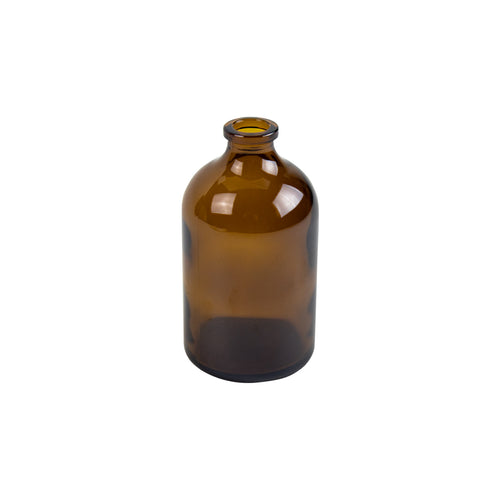 100ml Amber Glass Antibiotic / Injection Bottle