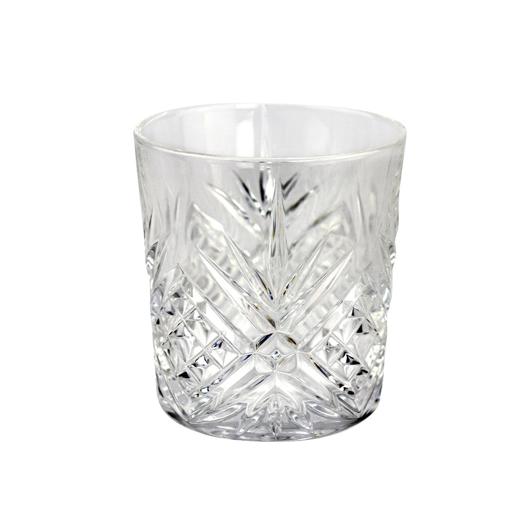 30ml Broadway Clear Candle Glass