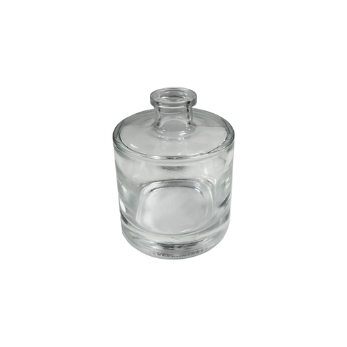 Glass Round Diffuser Bottle