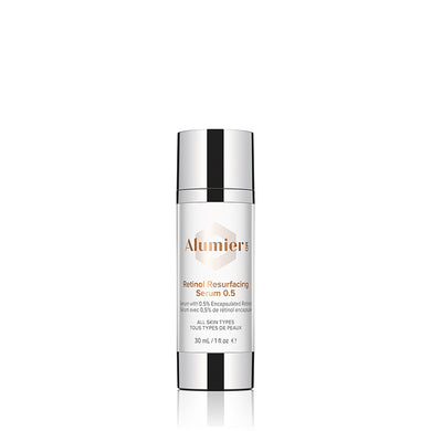 AlumierMD Retinol Resurfacing Serum 0.5 30ml - Arden Skincare