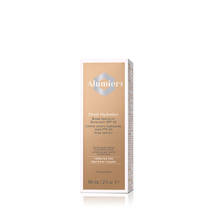 AlumierMD Sheer Hydration SPF40 Tinted 60ml - Arden Skincare