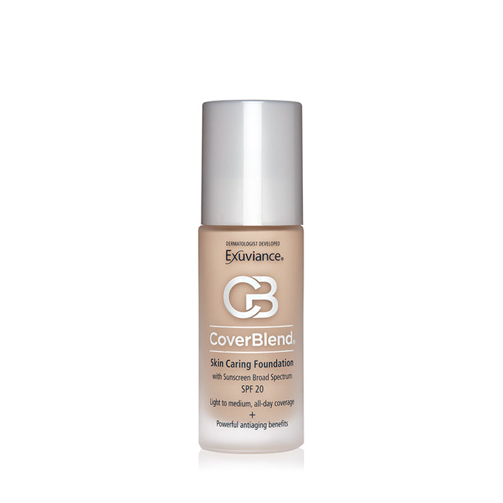Exuviance CoverBlend Skin Caring Foudnation With SPF20 30ml - Arden Skincare