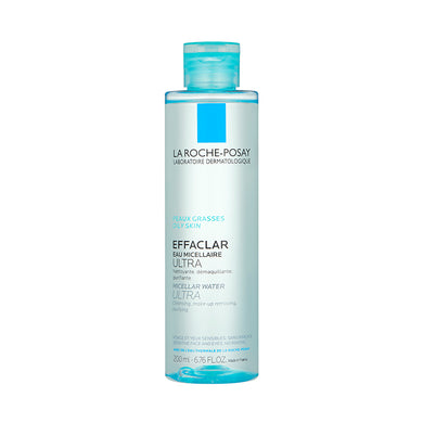 La Roche-Posay Effaclar Ultra Purifying Micellar Water 200ml - Arden Skincare Ltd.