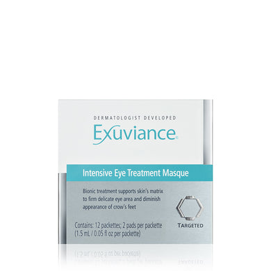 Exuviance Intensive Eye Treatment Masque Pack of 2 - Arden Skincare