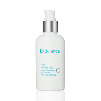 Exuviance Sheer Refining Fluid SPF35 50ml - Arden Skincare Ltd.