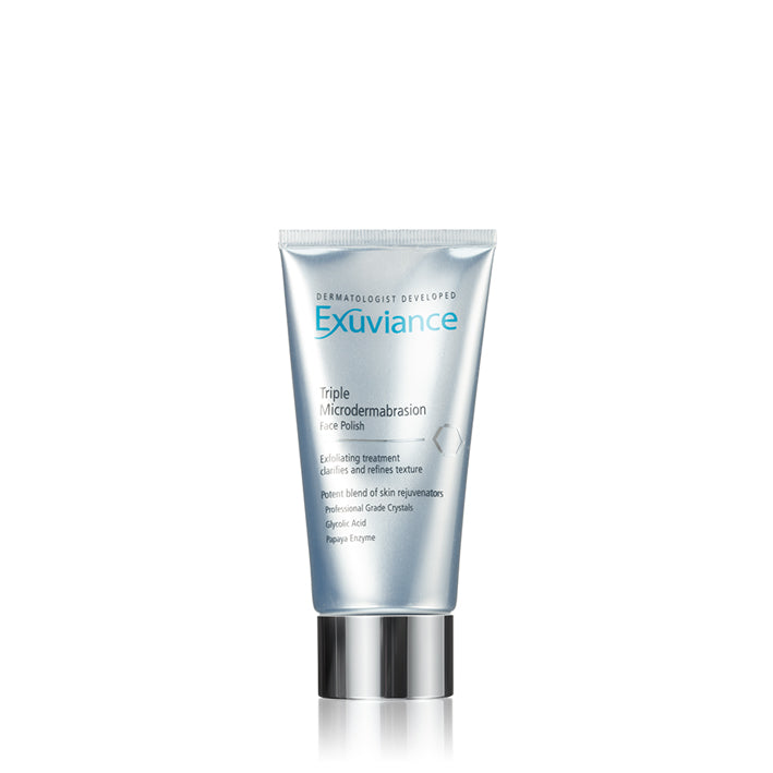Exuviance Triple Microdermabrasion Face Polish 75g - Arden Skincare Ltd.