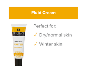 Heliocare 360° Fluid Cream 50ml - Arden Skincare Ltd.