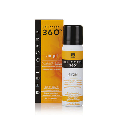 Heliocare 360° Airgel SPF50+ 60ml - Arden Skincare Ltd.