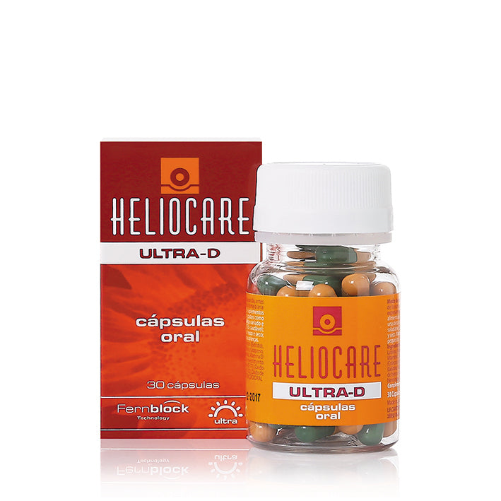 Heliocare Ultra D Oral Capsules 30 Caps - Arden Skincare