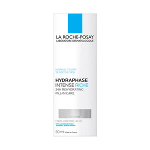 La Roche-Posay Hydraphase Intense Riche 50ml - Arden Skincare Ltd.