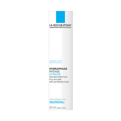 La Roche-Posay Hydraphase Intense UV Riche 50ml - Arden Skincare Ltd.