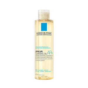 La Roche-Posay Lipikar Cleansing Oil AP [+] 200ml - Arden Skincare Ltd.