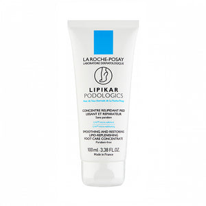 La Roche-Posay Lipikar Podologics Lipid-Replenishing Foot Care 100ml - Arden Skincare