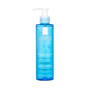 La Roche-Posay Sensitive Skin Micellar Water Gel Cleanser 195ml - Arden Skincare Ltd.