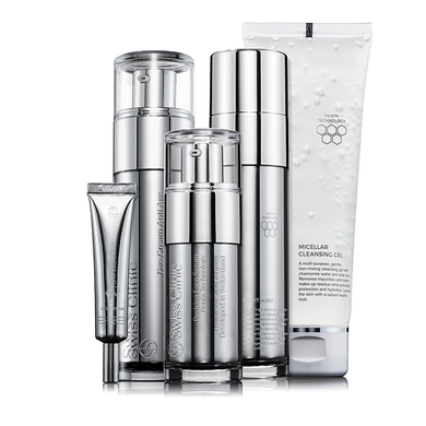 Swiss Clinic The Skin Care Range - Arden Skincare
