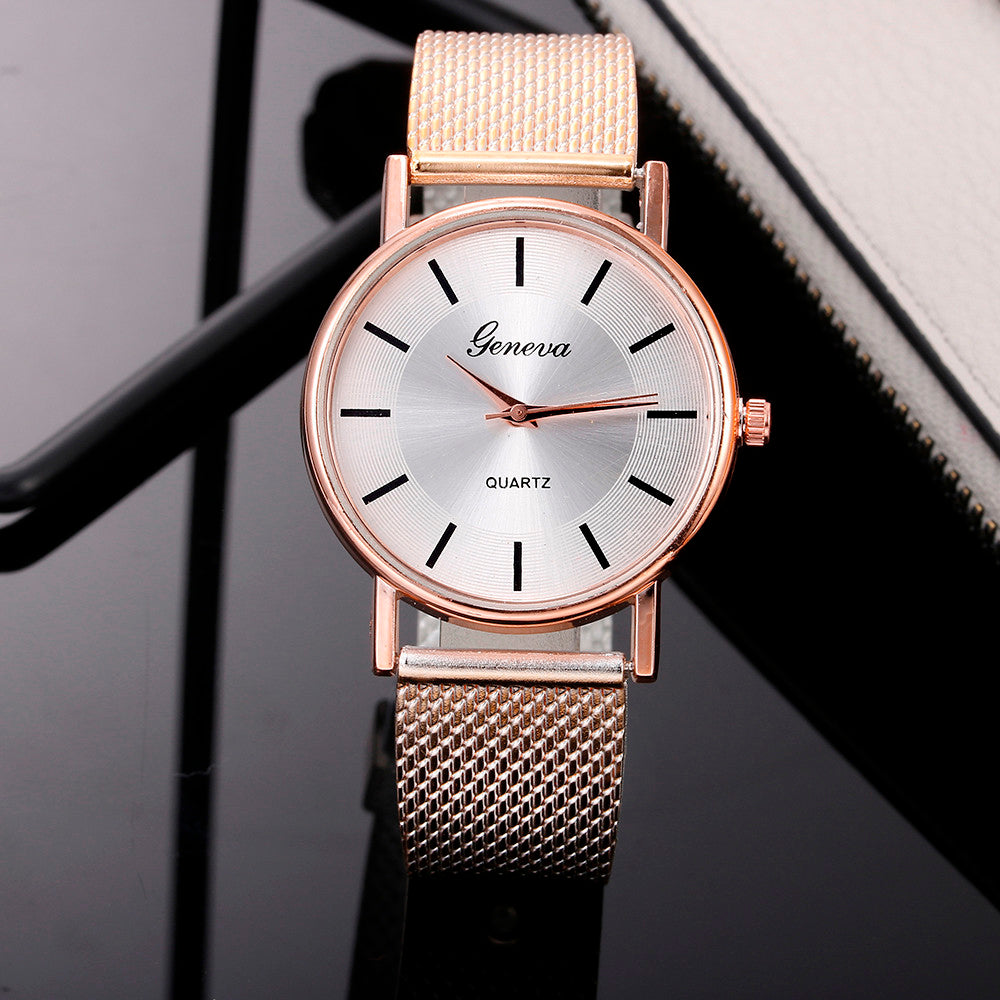 Geneva Luxury Watch Bracelet