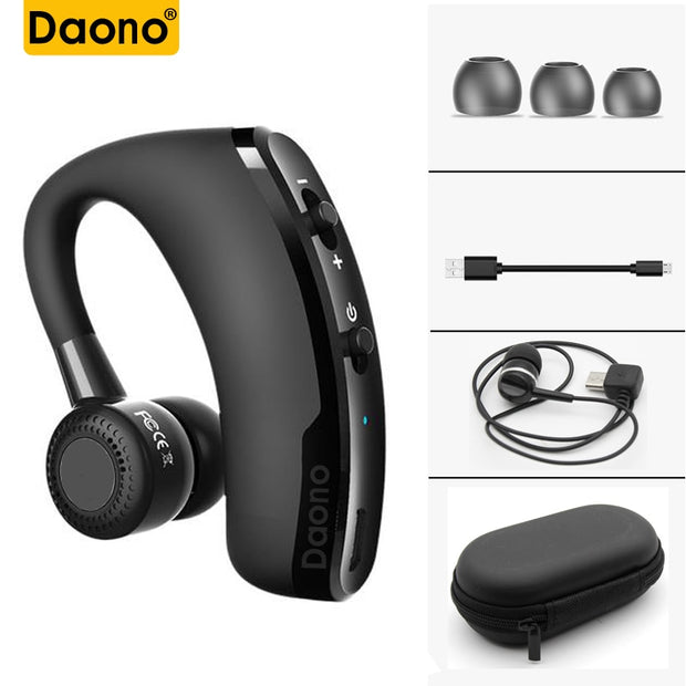 Noise Cancelling Bluetooth Headset