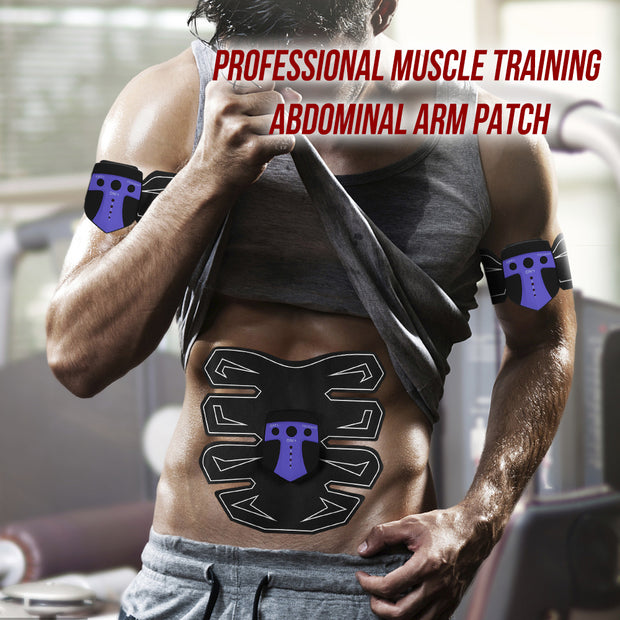 Smart Electric Abdominal Muscle Trainer