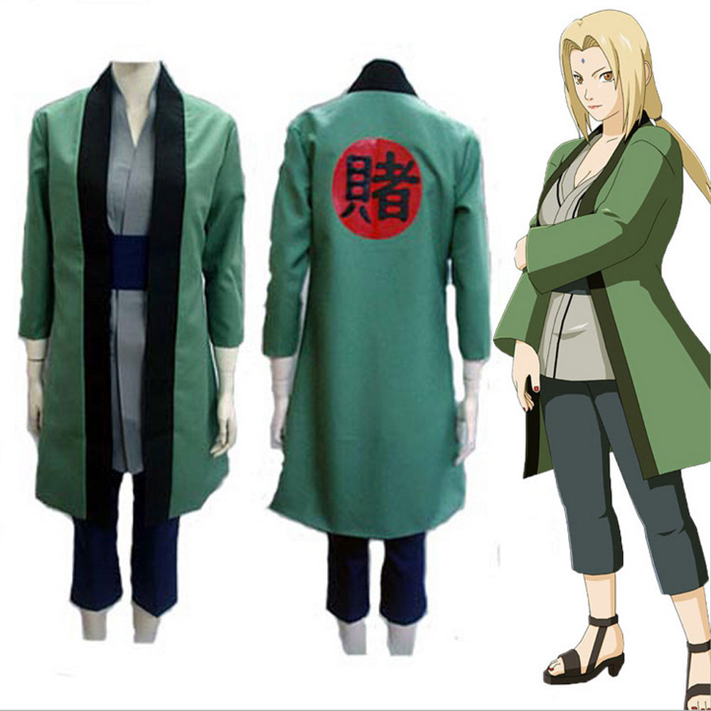 Tsunade Fighter Costumes