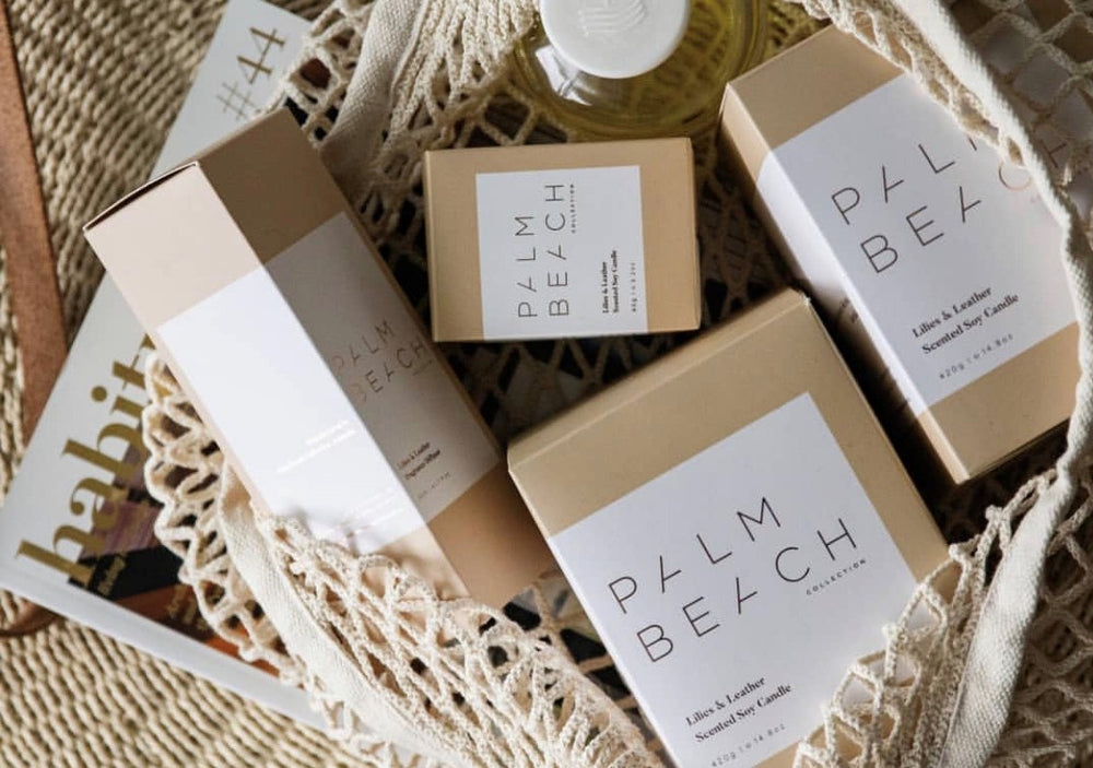 Palm Beach Candle Collection