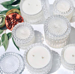 Mrs Darcy Crystal Collection Candles