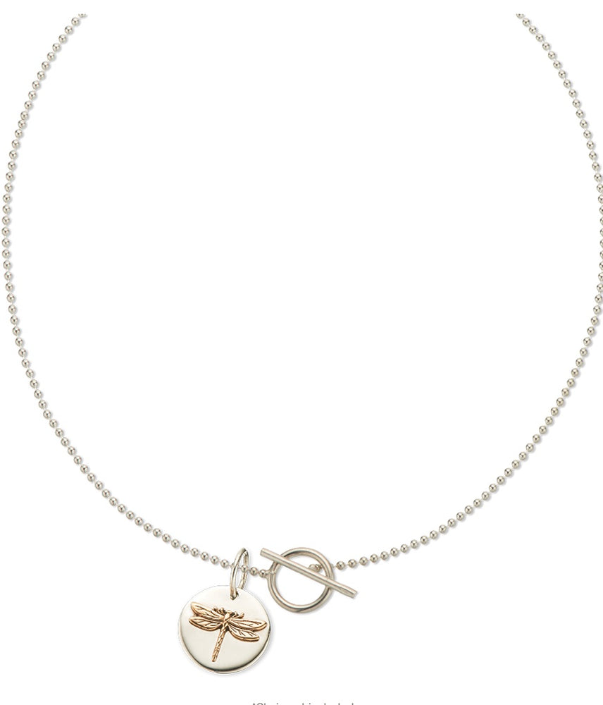 Palas Dragonfly Charm