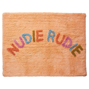Tula Nudie Bath Mat || Tigre - Sage and Clare