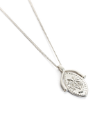 Kirstin Ash Oasis Spinner Necklace Sterling Silver