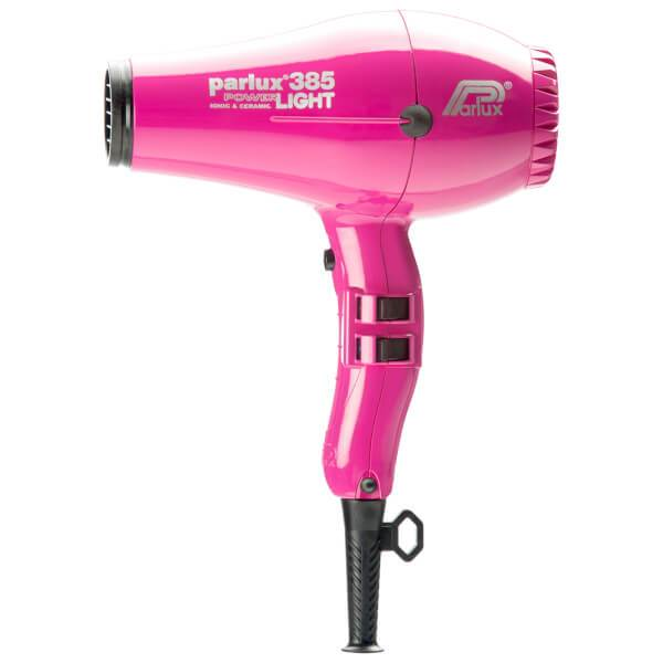 Parlux 385 Powerlight Ceramic & Ionic Dryer 2150W - Fuchsia
