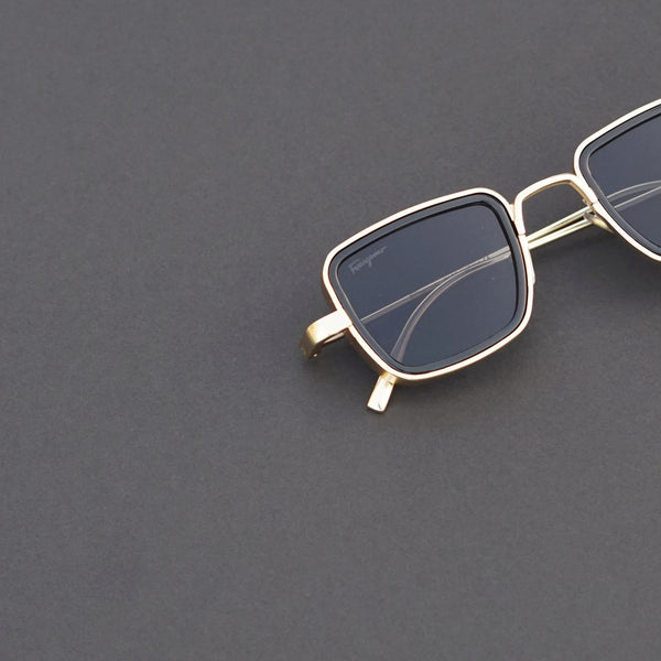 Kabir Singh Retro Square Sunglasses