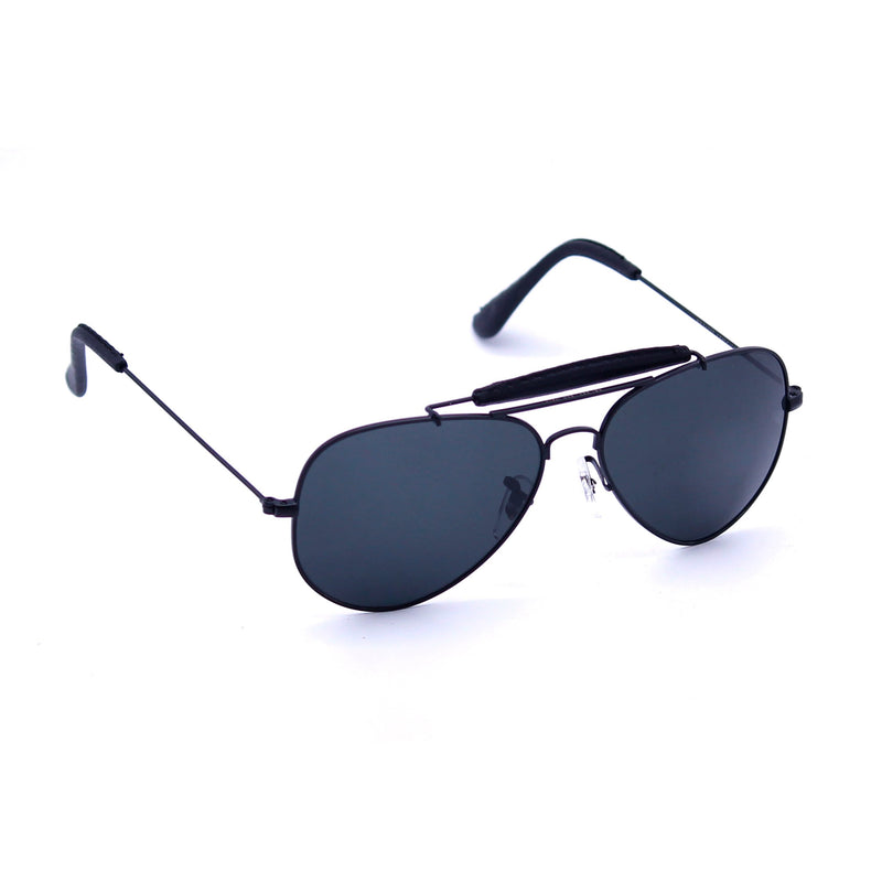 New Stylish pure black pure glass high quality Unisex Sunglasses