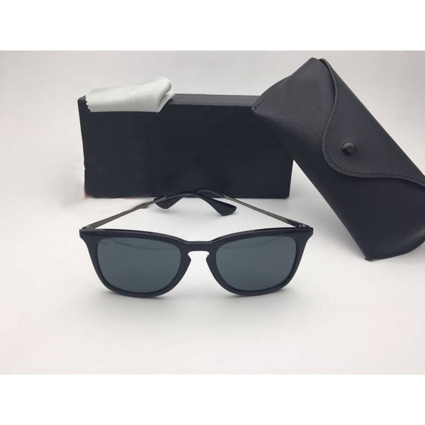 Black Square Lightweight Comfortable Sunglasses For Men and Women