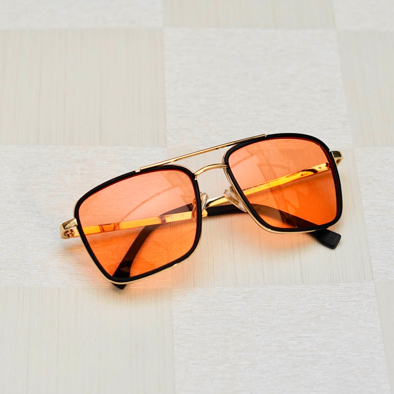 ORANGE CLASSIC PREMIUM SUNGLASSES