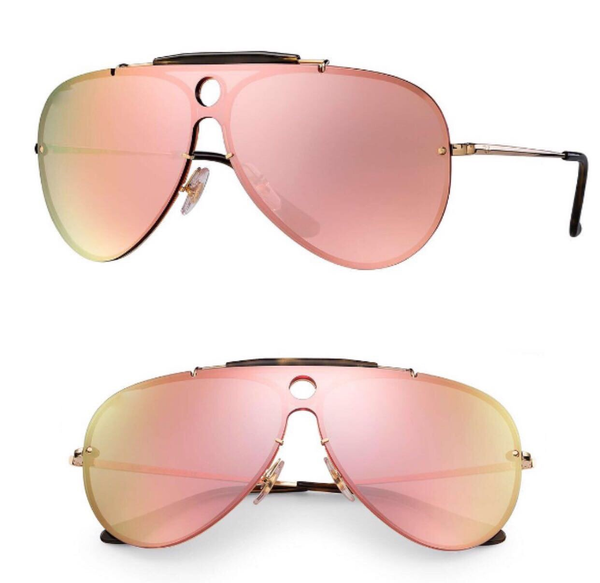 New Trendy high quality Unisex Pilot Sunglasses