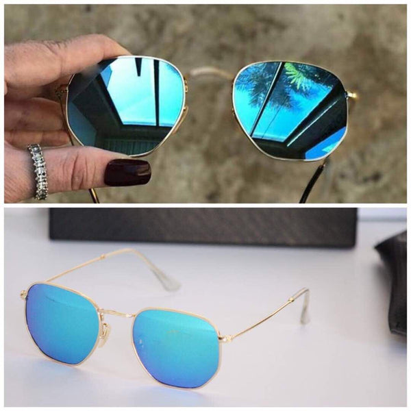 New Stylish high quality Unisex Pure Glass sunglasses
