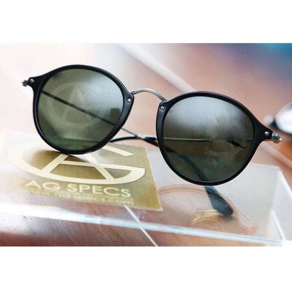 Designer branded Round unisex Sunglasses one year warranty