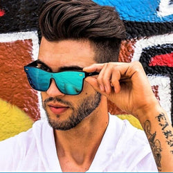 American designed unisex sunglasses with one year warranty