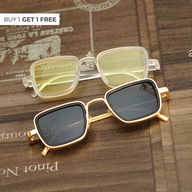 Buy One Get One Free Kabir Singh Sunglasses
