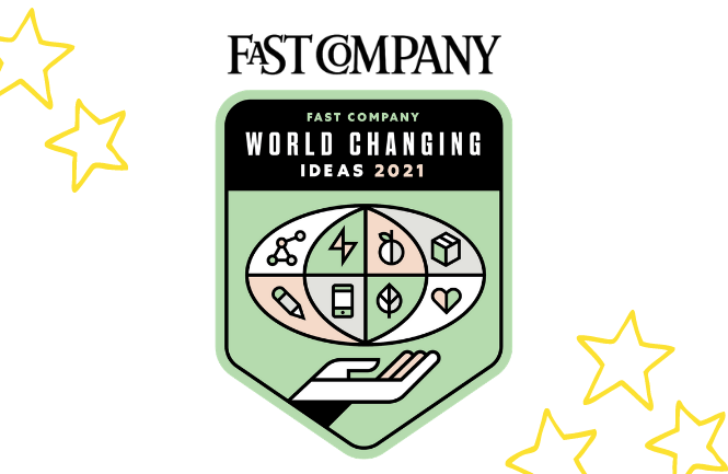 Mission MightyMe Selected by Fast Company as Finalist in 5th Annual World Changing Ideas Awards