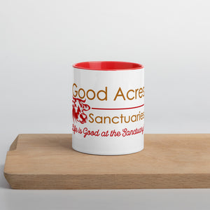 Good Acres Logo Cup