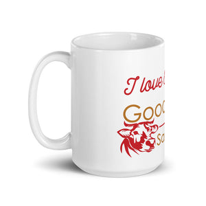 I love and support Good Acres Mug