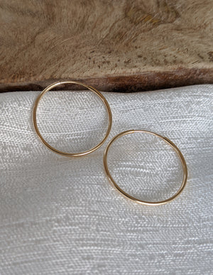 Hoops - Gold