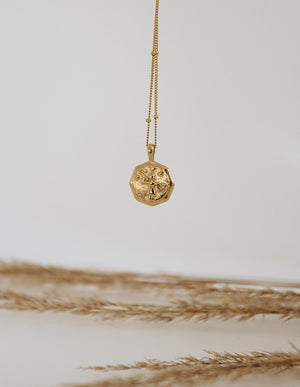 Alke Necklace - Gold